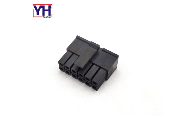 43025 Serie 12 Pin Buchse 3,0 mm Pitch Molex Gehäuse