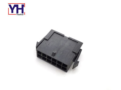 43025 serie conector macho de 12 pines 3.0mm Pitch molex carcasa