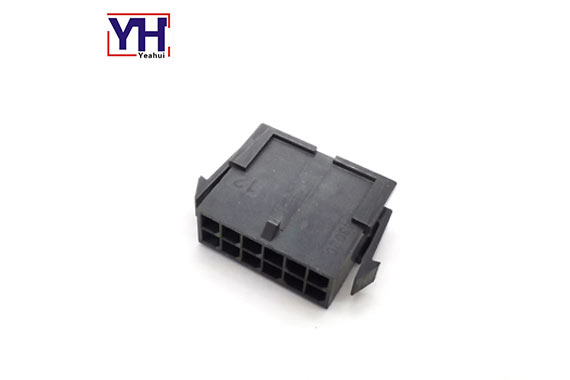 43025 series 12 pin male connector 3.0mm Pitch molex housing
