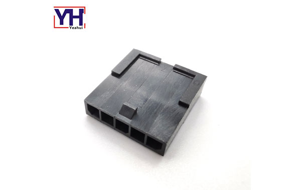 Waterproof single-row 5pin male connector 3.0mm pitch Molex housing 436400511