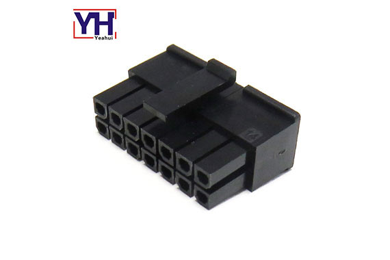 Micro-Fit Connector dual row 3.0mm picth 14 pin molex housing 43025-1410