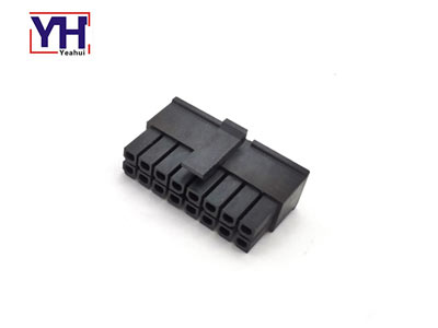 3.0mm pitch molex housing 43025-1810 18 pin female connector