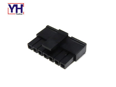 molding single row molex housing 7 pin connector 43645-0700
