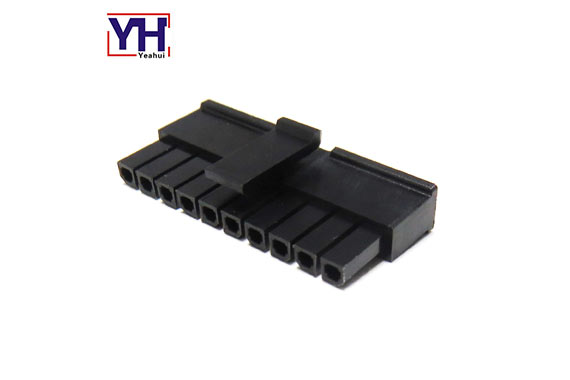 Micro-Fit Connector single row molding 10 pin molex housing 43645-1000