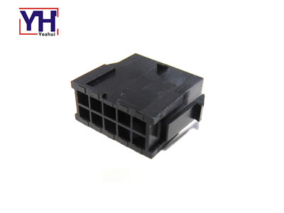 single row 3.0mm pitch housing male Dual Row 10 pin connector molex 43020-1000