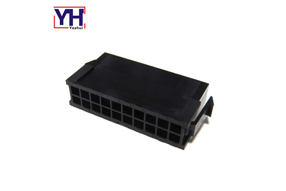 Micro-Fit Connector Dual Row molding 20 pin molex housing 43020-2000