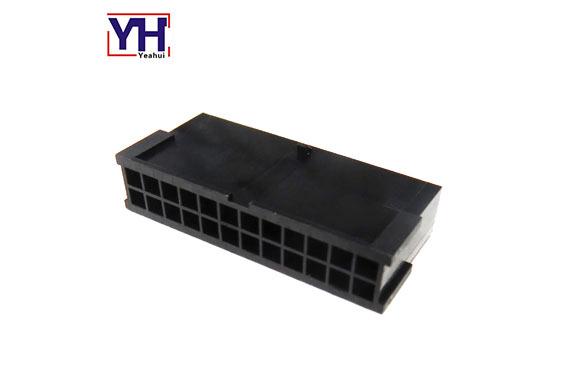 Micro-Fit Connector Dual Row molding 24 pin molex housing 43020-2401