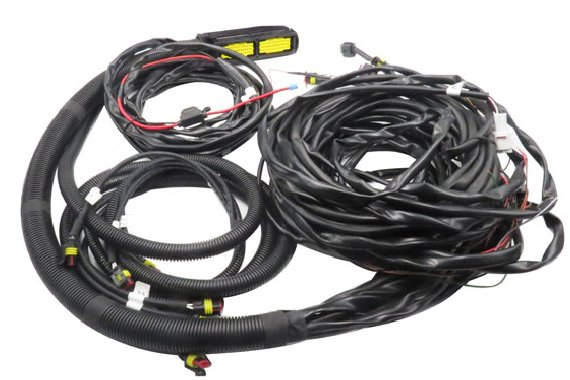 Advantage of Wire Harness and Cable Assembly